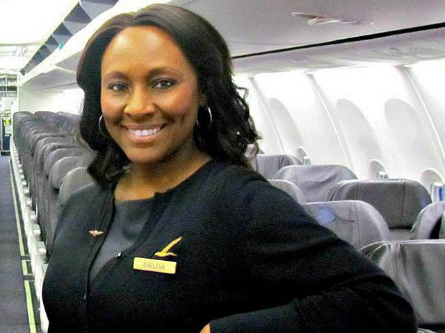 Flight Attendant Praised For Rescuing Teenage Girl From Human Trafficking (Video)