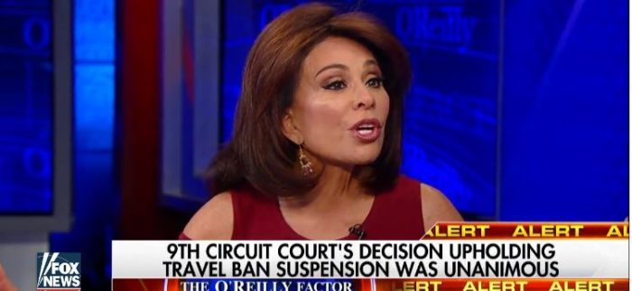Judge Jeanine: 'The Supreme Court Will Give Trump The Win' (Video)