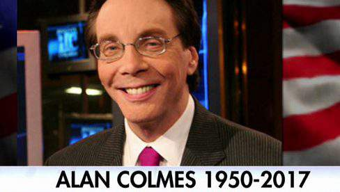 Fox News Channel's Alan Colmes Dies At Age 66 (Video)
