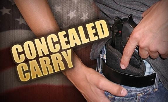 NH Gun Owners No Longer Need License To Carry Concealed Weapon