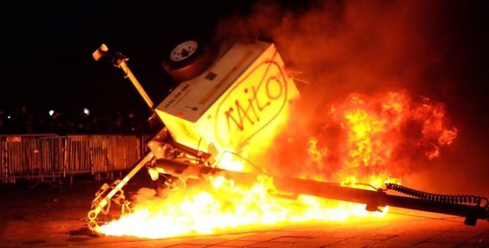 Look Who Funded The Group Behind The Riots And Call To Arms At Milo's Berkeley Event