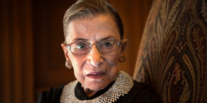 This Senior Federal Judge Is Tired Of Justice Ginsburg's Politicking