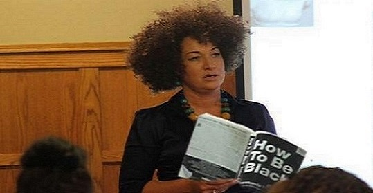 Rachel Dolezal, White Woman Who Identifies As Black, Now Jobless, May Soon Be Homeless (Video)
