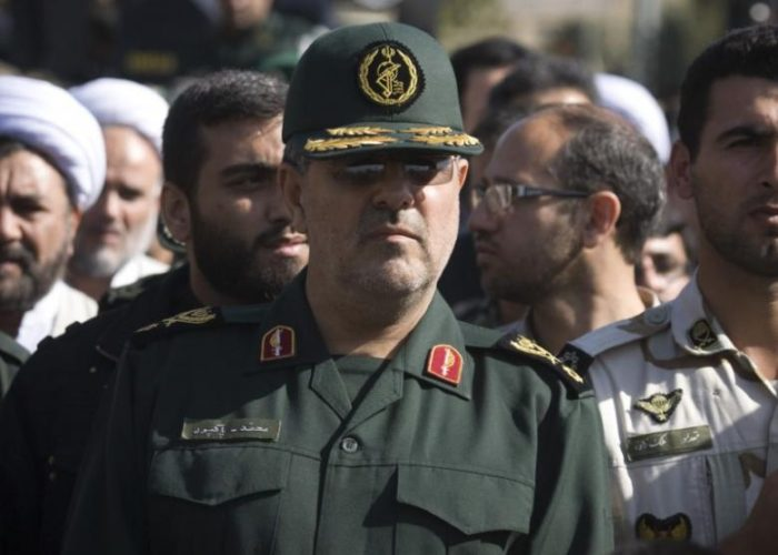 Iran Ready To Give U.S. 'Slap In The Face' – Commander