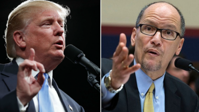 Perez Fires Back At Trump: I'll Be Your Worst Nightmare
