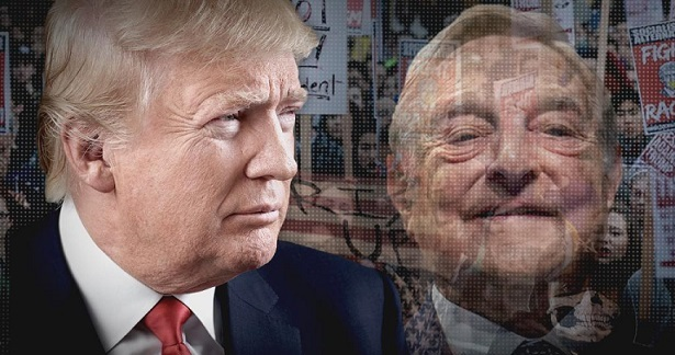 Soros-Financed Groups Provided Script For Anti-Trump Town Halls