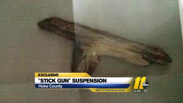 5-Year-Old Girl Suspended From Kindergarten For Playing With 'Stick Gun' (Video)