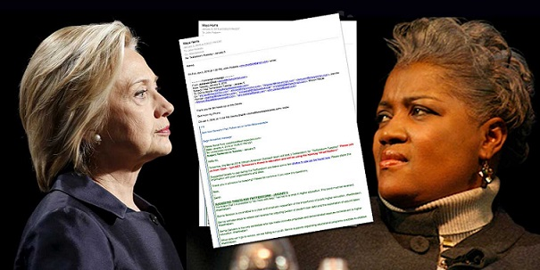 Brazile Admits She Forwarded Debate Questions To Hillary Clinton Camp