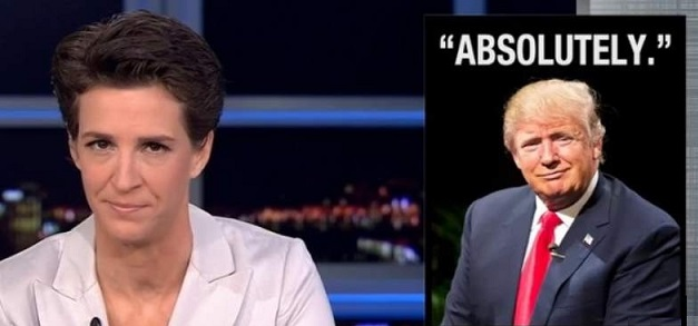 EPIC FAIL: Rachel Maddow Mocked After Dragging Out Trump Tax 'Scoop'