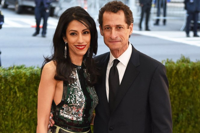 Huma Abedin 'Working Hard' On Marriage With Anthony Weiner – So She Doesn't Have To Testify Against Him