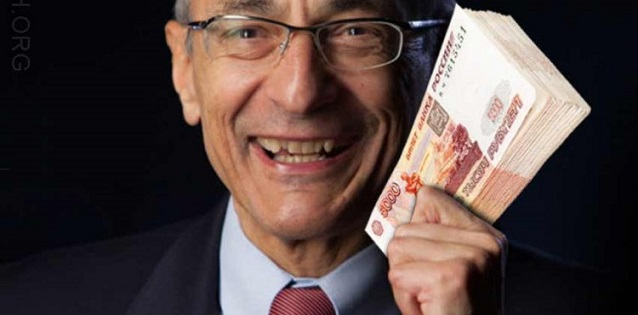 John Podesta EXPOSED: Concealed Direct Ties To Putin And Russian Investments