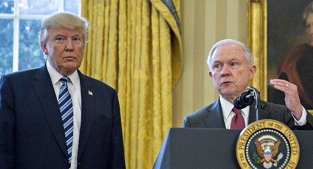 White House Defends Sessions As Dems Demand Resignation Over Russia FAKE NEWS (Video)
