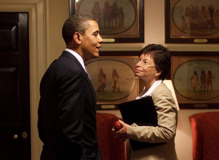 REPORT:  Valerie Jarrett Was White House Jihadist