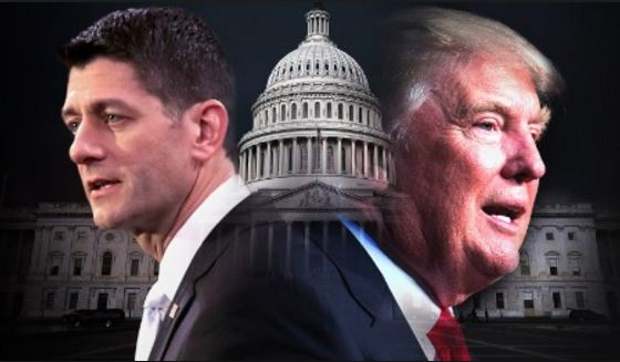 Honeymoon Over: Ryan Targets His Own Republicans, Not Democrats, With Ads On Health Care (Video)