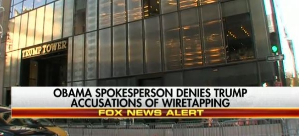Obama On The Defensive: Allegations Of Wiretapping Trump Tower Are 'Simply False' (Video)