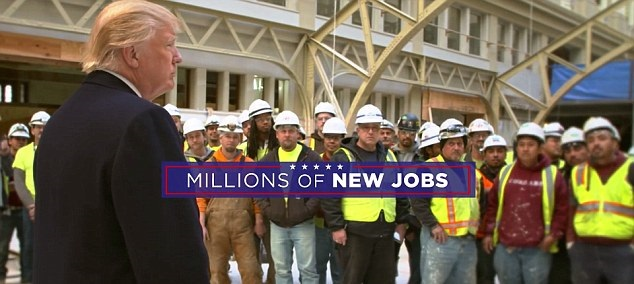 Trump Affect: American Jobs Boom Rolls On As Private Sector Creates 263,000 Jobs In March