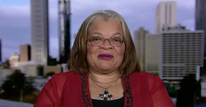 Alveda King Gives Trump An 'A' On Race Relations In His First 100 Days (Video)
