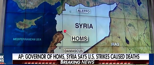 Initial Reports Indicate Syrian Airbase 'Almost Completely Destroyed' After US Strike (Video)