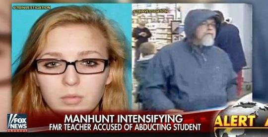 Amber Alert: Sighting Of Missing Teen, Teacher At Oklahoma Walmart Confirmed (Video)
