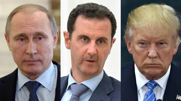 Pentagon: Russia May Have Directly Participated In Syrian Chemical Weapons Attack