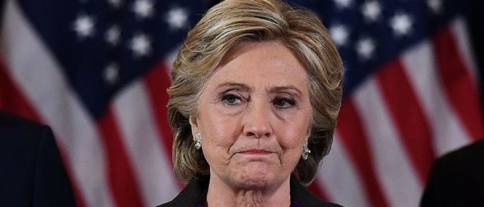 Hillary Clinton Still Blaming 'Misogyny' For Losing The Election (Video)