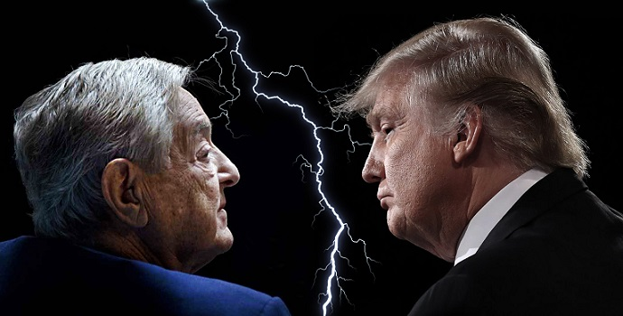 Soros-Tied Networks, Foundations Joined Forces To Create Trump 'Resistance' Fund