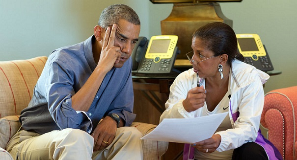 Susan Rice Ordered Spy Agencies To Produce 'Detailed Spreadsheets' Involving Trump (Video)