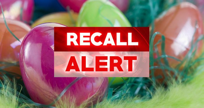 ALERT: Easter Egg Recall Leaves MILLIONS Of Children In Danger – SURGERY Required If Ingested (Video)