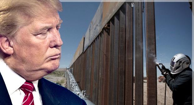 Trump's Border Wall Contractors Fear Attacks During Construction