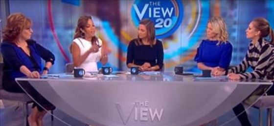 'The View' Co-Host Says Syria Airstrikes Show Trump Is A 'Dictator' (Video)