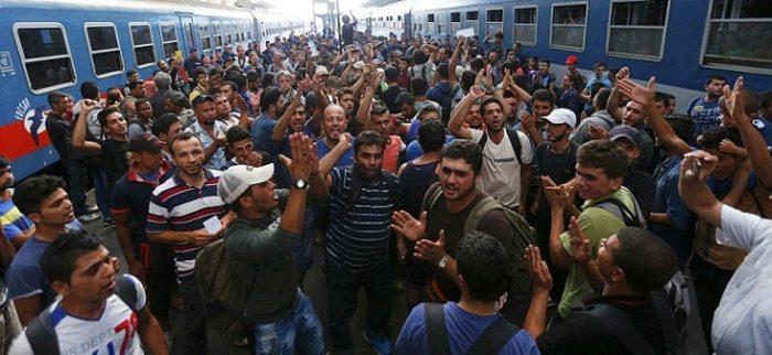 European Union Tells Hungary And Poland To Accept Mass Migration Or Leave