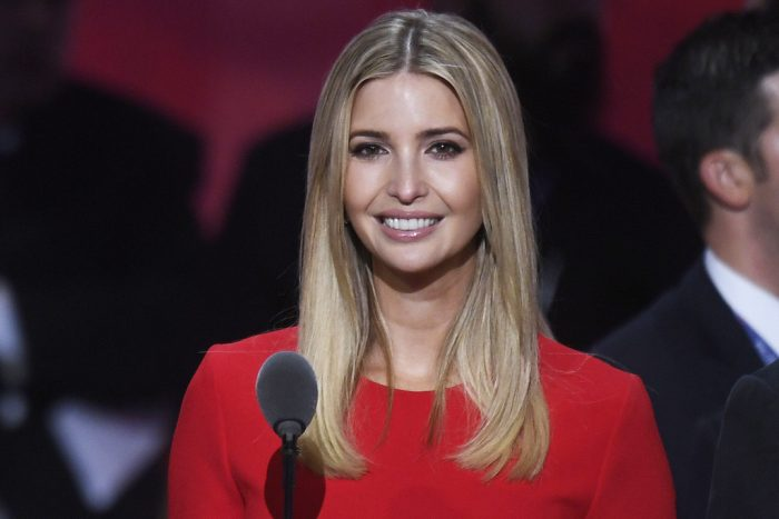 Ivanka Trump: Opening Border To Syrian Refugees 'Has To Be Part Of The Discussion,' Won't Be Enough By Itself (Video)