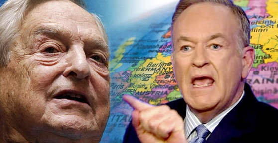 Leaked Email Shows GEORGE SOROS' Media Matters Orchestrated O'Reilly Smear Campaign