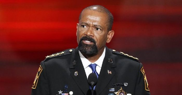Trump Purportedly Taps Sheriff Clarke For Homeland Security Post