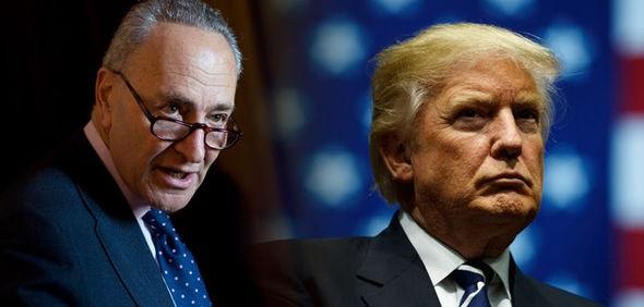'This Is Nixonian': Democrats Blast Trump For Firing FBI Director Comey (Video)