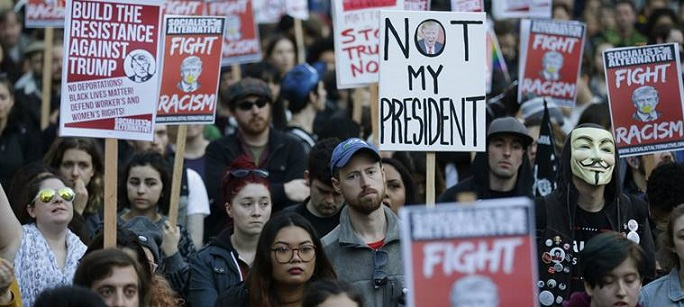 San Francisco Chronicle Admits: Some Anti-Trump Protesters Are Paid