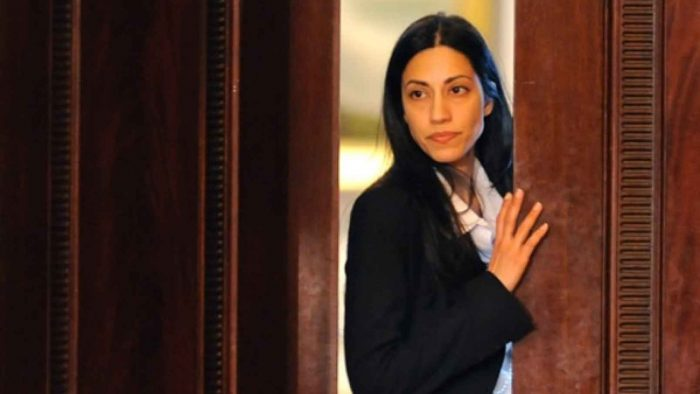 Huma Abedin's Family Members Indicted By Federal Grand Jury