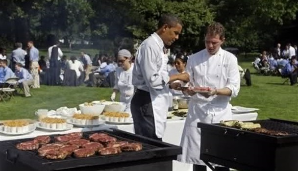 Barack Obama: Eating More Steaks Contributes To Climate Change