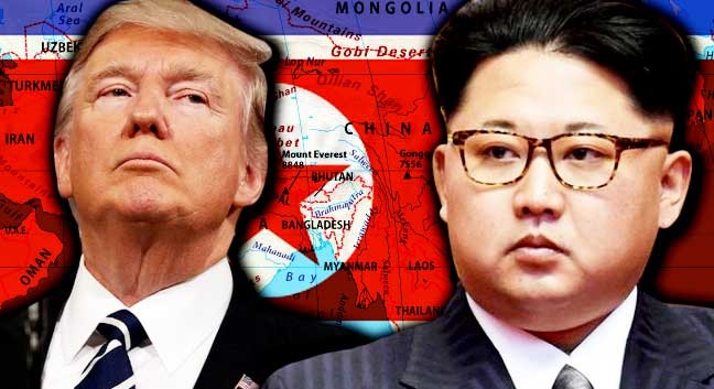 North Korea: US Bomber Flight Pushes Two Countries On Brink Of Nuclear War (Video)