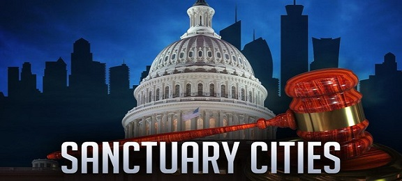 Sanctuary City Bans Could Spread To Other States After Texas law Signed (Video)