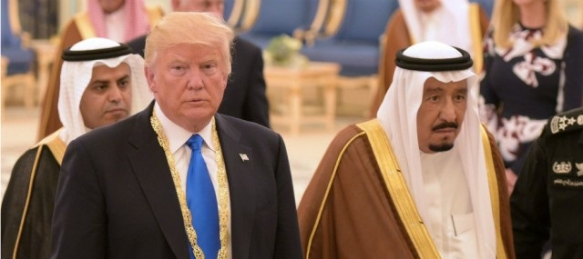 Blackstone, Saudi Arabia Announce $40 Billion Investment In U.S. Infrastructure