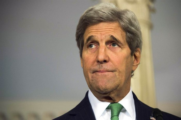 Kerry: 'Kids Will Have Worse Asthma' Thanks To Trump Ditching Paris Climate Deal (Video)