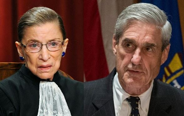 COLLUSION: Mueller Hired Justice Ruth Ginsburg's  Clerk To Assist In Trump-Russia Probe (Video)