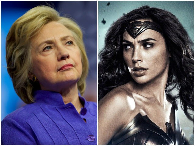 Hillary Clinton Compares Herself To Wonder Woman (Video)