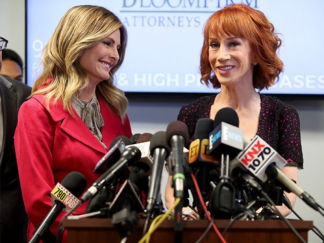 Kathy Griffin Admitted In December That She Was Going After Barron Trump
