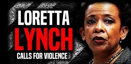 Loretta Lynch: 'Our Rights Are Being Assailed, Rolled Back – We 'Need More Marching, Blood, Death on the Streets' (Video)