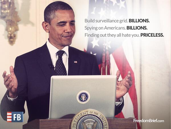 Obama Seals Data On Spied On Americans (Video)