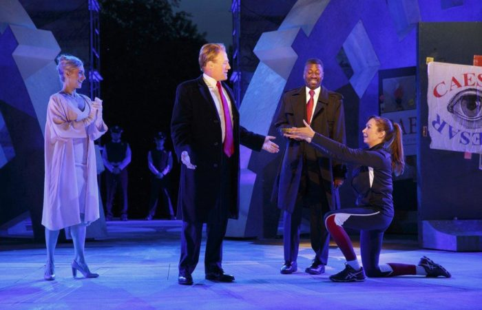 Major Sponsors Of Shakespeare In The Park -'Julius Caesar' – Stunt That Shows Trump Assassination – Pull Support