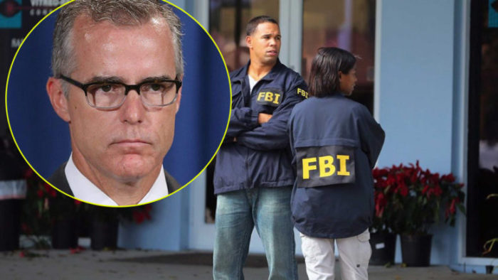 BOMBSHELL: Acting FBI Director Andrew McCabe Under Federal Investigation (Video)