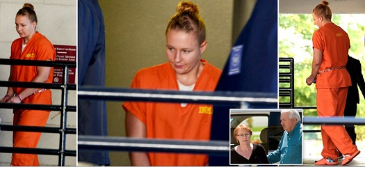 Reality Winner: Accused Leaker Wanted To 'Burn The White House Down'(Video)